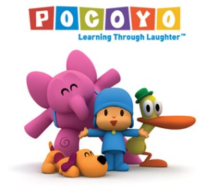 Pocoyo e sua turma